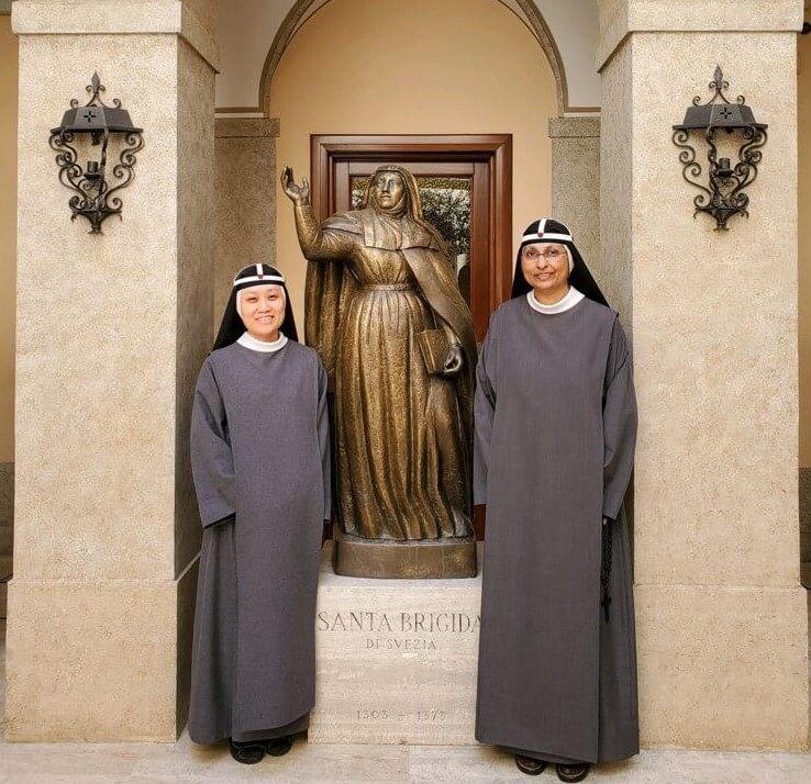 Bridgettine sisters v2
